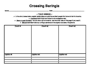 Crossing Beringia | America's Earliest People