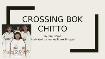 Crossing Bok Chitto- Lit Camp