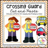 Community Helper Craft {Crossing Guard}