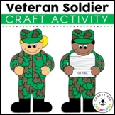 Veterans Day Craft {Army Soldier}
