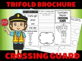 Crossing Guard Trifold Brochure - Community Helpers