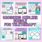Crossing Midline Bundle: Digital No Print Resources For Te