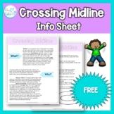 Crossing Midline Handout