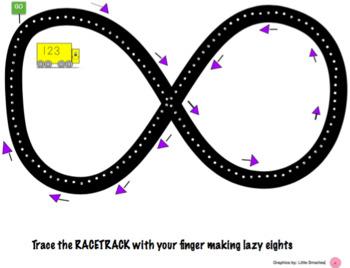 Crossing Midline set of 6