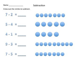 Crossing Out to Subtract