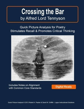 """""""Crossing the Bar"""" by Alfred Lord Tennyson: Quick Picture Analysis"""