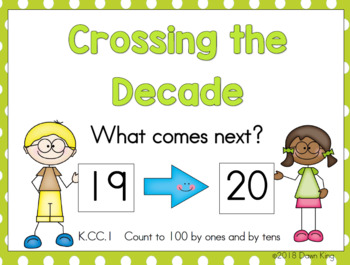Crossing the Decade
