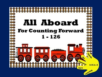 All Aboard for Counting Forward