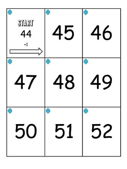 Crossing the Decades (50's - 80's) Treasure Hunt Math Game