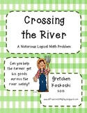 Crossing the River: A Logic Math Problem/Puzzle