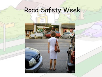 Crossing the Road Safely - Road Safety