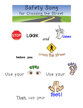 Crossing the Street Poem