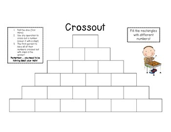 Crossout Math Game