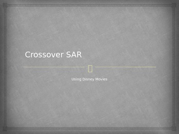 Teaching Crossover Short Answer Responses PPT
