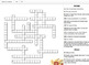Interactive Crossword Collection (3)