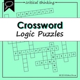 Crossword Logic Puzzles
