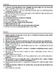 Crossword Puzzle - Cell Anatomy & Physiology (with Answer Key)