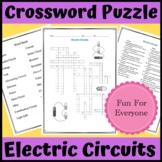 Crossword Puzzle: Electric Circuits