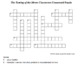 Two Crossword Puzzles and Keys for Shakespeare's The Taming of the Shrew