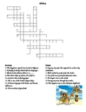 Crossword Puzzle on Ancient Africa