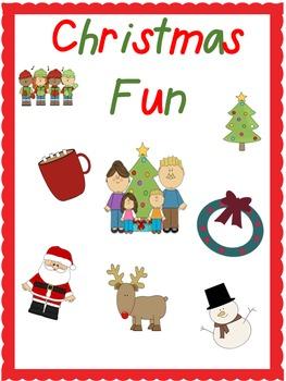 Crossword Puzzles - Christmas Fun