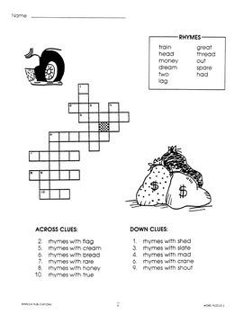 Crossword Puzzles for ELA {Bundle}
