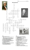 Crossword: The Federalist Era