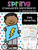 Crossword & Word Search | Spring | Writing Center | Vocabulary