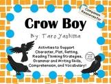 Crow Boy by Taro Yashima:  A Complete Literature Study!
