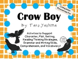 Crow Boy by Taro Yashima:  A Complete Literature Study!