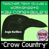 Crow Country Kate Constable Novel Study Guide & Worksheets