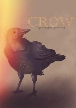 CHD Crow Poster