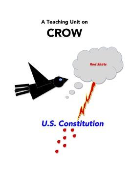 """Crow"" Teaching Unit: Activities, Q & A, Vocabulary, Writing Ideas"