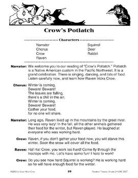 Crow's Potlatch