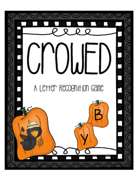 Crowed-A letter recognition game