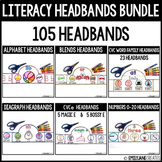 Literacy Headbands Bundle