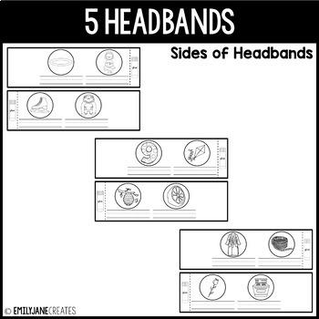 Magic e/Bossy e Headbands-(Part of a Bundle)