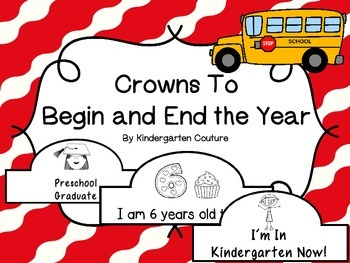 Crowns To Begin and End The Year!