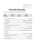 Crucible Act 4 Vocab Quiz
