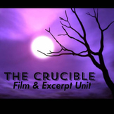 Crucible Film & Excerpt Unit
