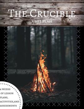 Crucible Final Exam