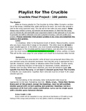 Crucible Final Project