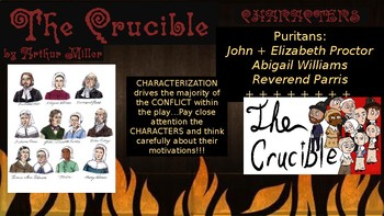 Crucible Prep PPT