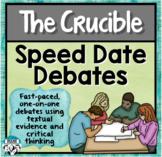 Crucible Review Speed Date Debates