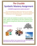 Crucible Symbolic Mastery Assignment - Differentiated Tasks