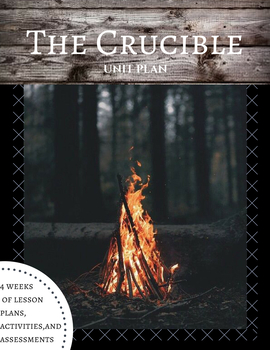 Crucible Test Study Guide - With Answers