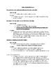 Crucible Theme Essay/Outline