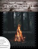Crucible Unit Plan