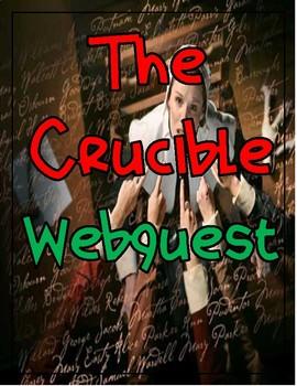Crucible Webquest