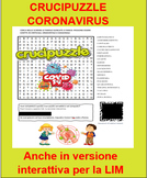 Crucipuzzle Coronavirus (Covid 19) Versione cartacea e int